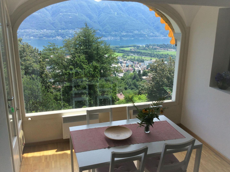 Holiday house Bellaterra A (881272), Orselina, Lake Maggiore (CH), Ticino, Switzerland, picture 12