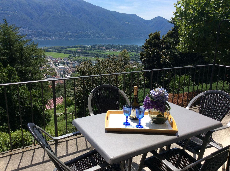 Holiday house Bellaterra A (881272), Orselina, Lake Maggiore (CH), Ticino, Switzerland, picture 1