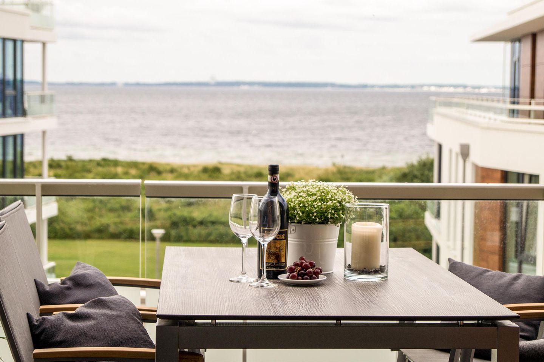 Südkap - C-11 - Penthouse Meerweh  an der Ostsee
