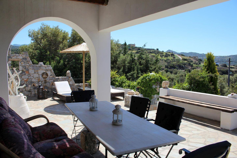Maison de vacances BLUE STONE (263008), Triopetra, Crète Côte du Sud, Crète, Grèce, image 6