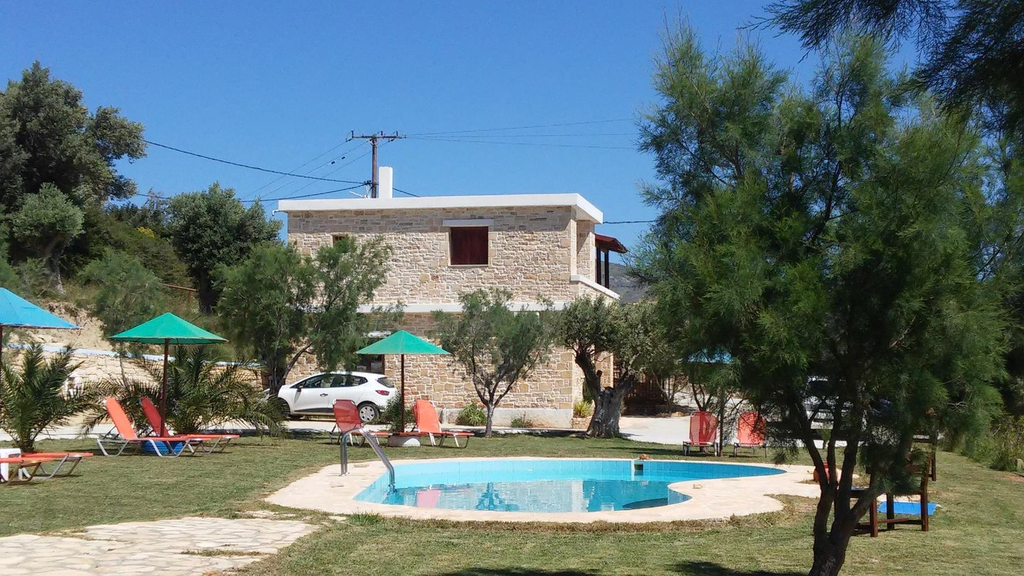 Holiday house PETRA-MARE (321661), Triopetra, Crete South Coast, Crete, Greece, picture 30