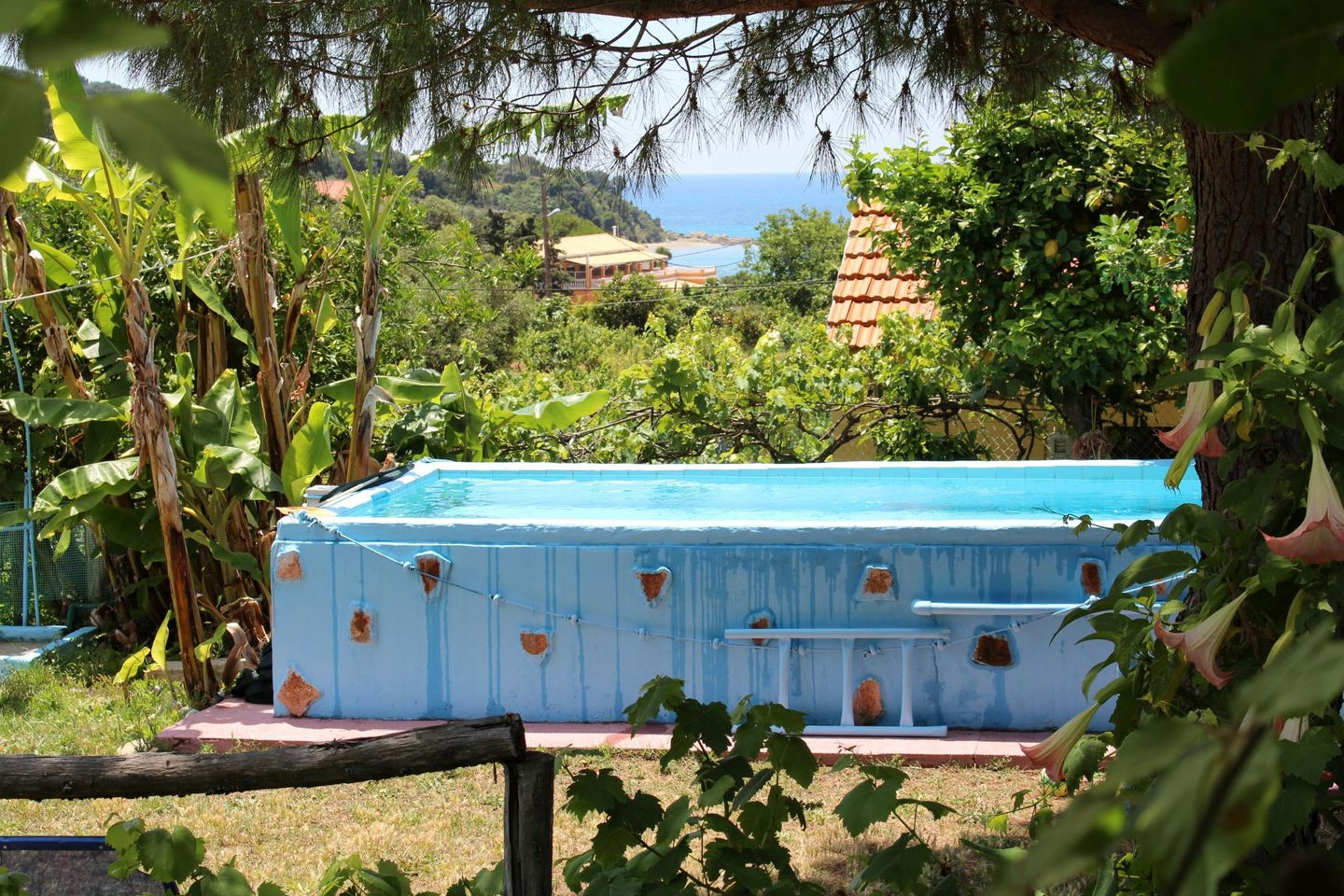 Holiday house ABELAKI 1 (167854), Paramonas, Corfu, Ionian Islands, Greece, picture 3