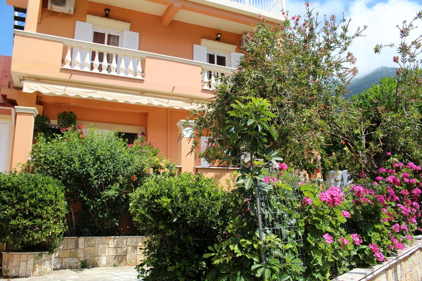 Holiday apartment ELENI (167853), Paramonas, Corfu, Ionian Islands, Greece, picture 1