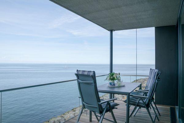 Küstenküche  - Terrasse