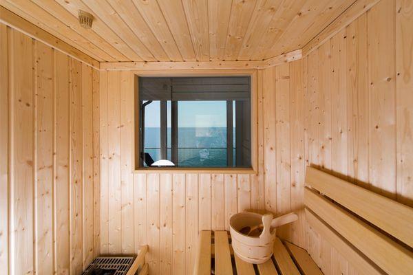Küstenküche  - Sauna