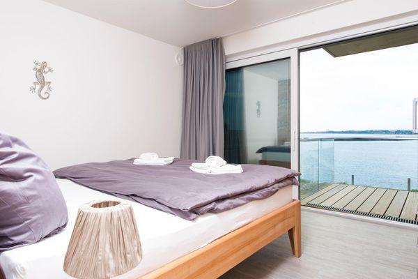 Küstenküche  - Schlafzimmer