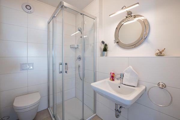 Ostsee Koje - Badezimmer