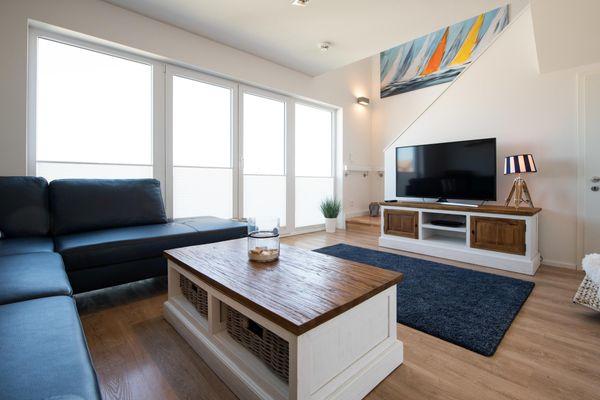 Ostsee Koje - Wohnzimmer