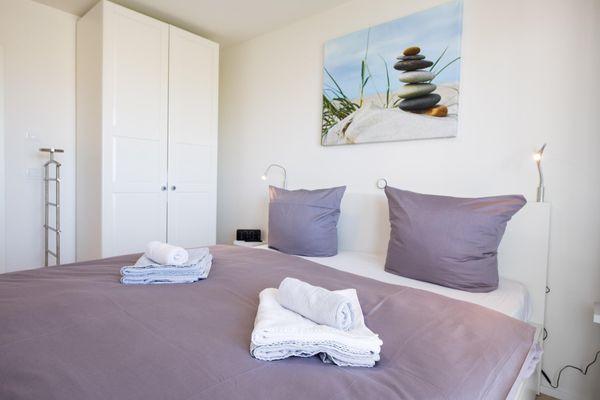 Hafenlodge  - Schlafzimmer
