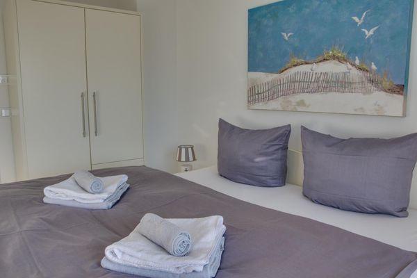 Schlei Oase  - Schlafzimmer