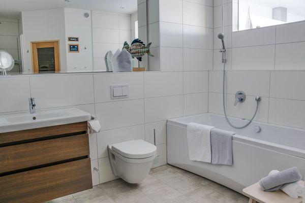 Schlei Oase  - Badezimmer