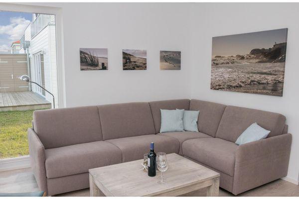 Schlei Oase  - Wohnzimmer