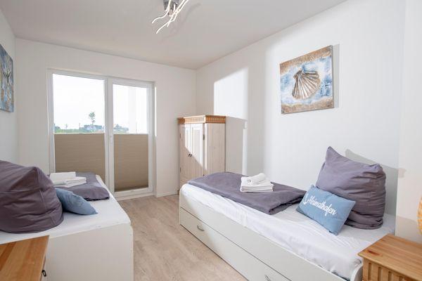Moin Moin  - Schlafzimmer