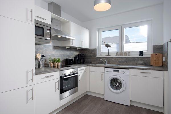 Silbermöwe - Küche / Küchenzeile