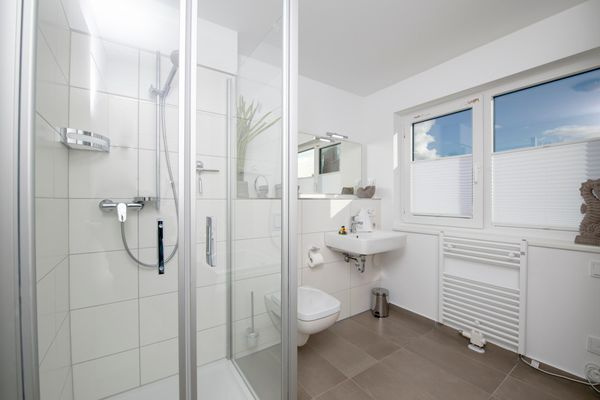 Silbermöwe - Badezimmer