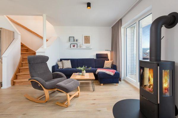 Meerliebe  - Wohnzimmer