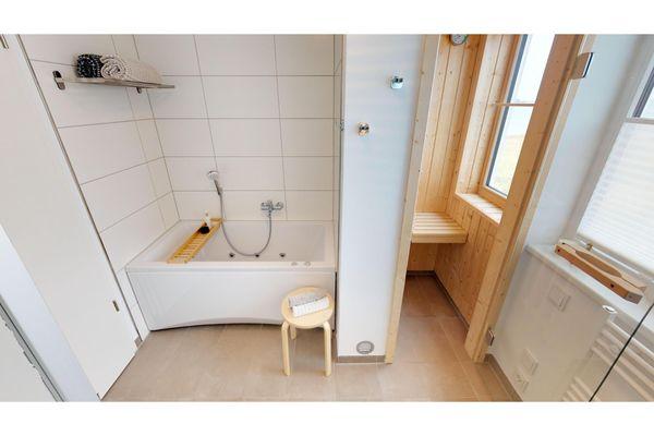 Meerliebe  - Badezimmer