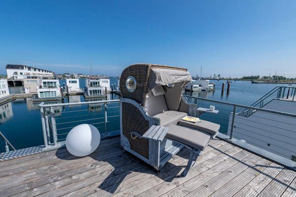 Sea Lounge  - Terrasse