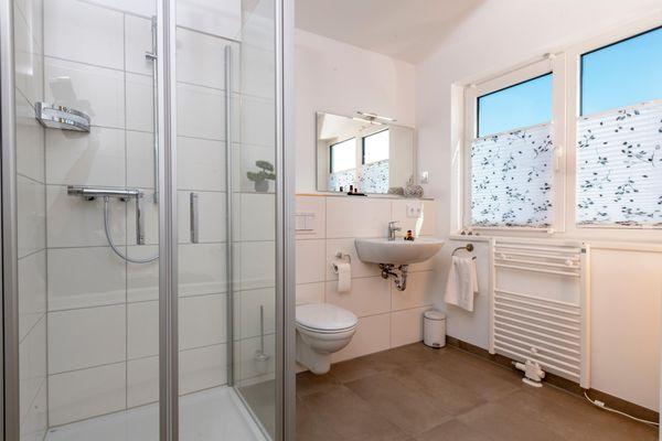 Leuchtturm  - Badezimmer