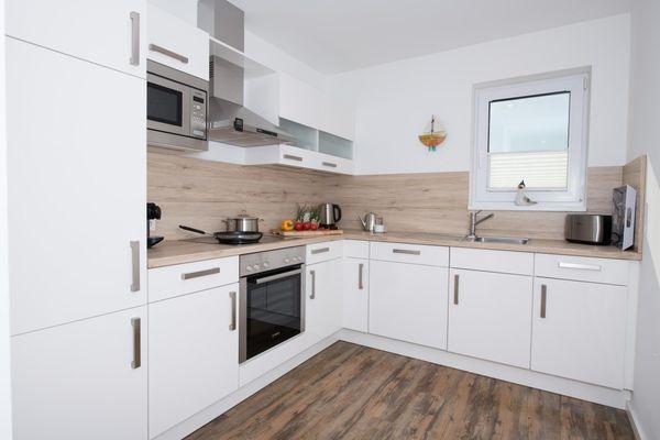 54 Grad Nord  - Küche / Küchenzeile
