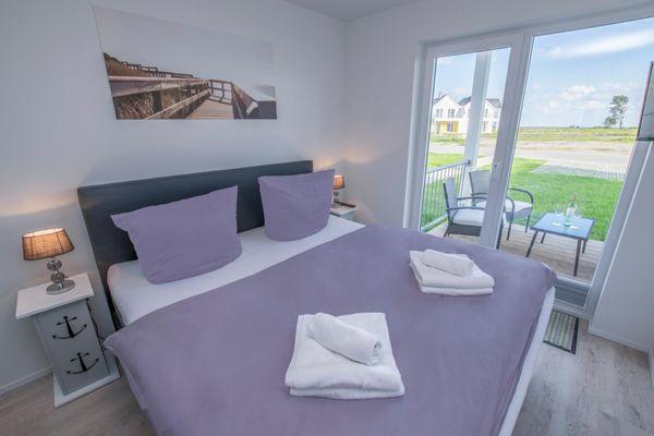Ahoi Lodge  - Schlafzimmer