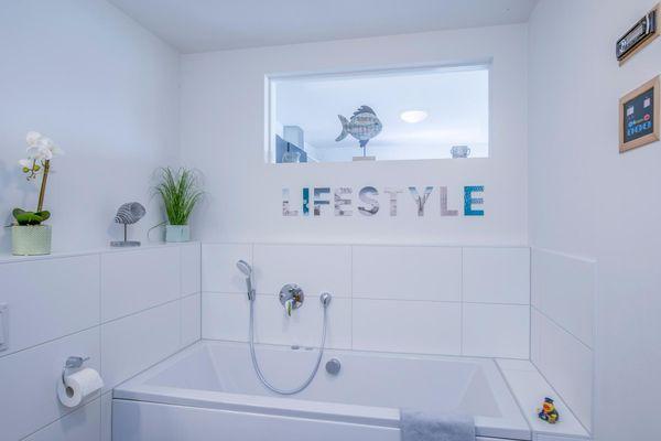 Ahoi Lodge  - Badezimmer