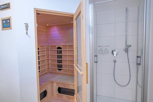 Ahoi Lodge  - Sauna
