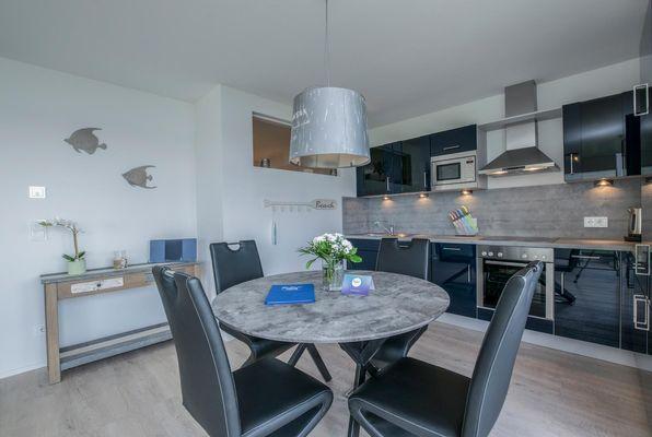 Ahoi Lodge  - Küche / Küchenzeile
