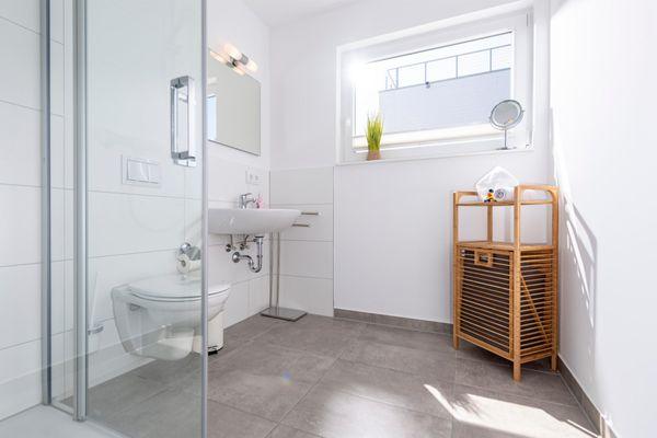 Natea  - Badezimmer