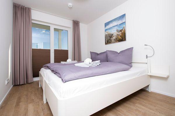Seelenhafen  - Schlafzimmer