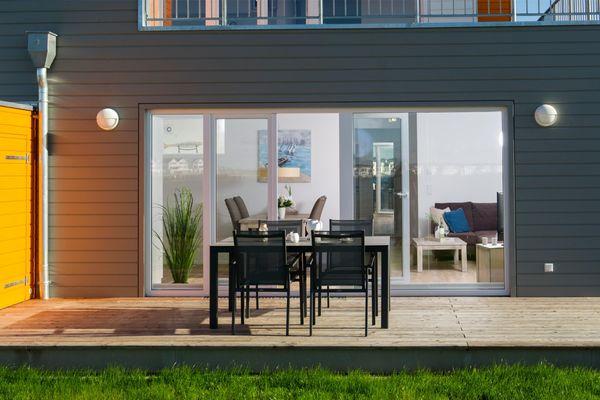 Seelenhafen  - Terrasse