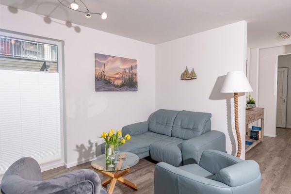 Schleikajüte  - Wohnzimmer