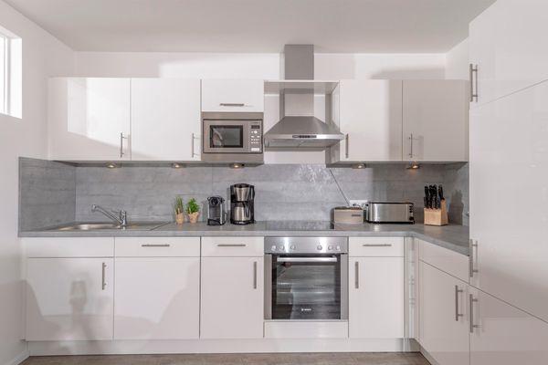 Schleikajüte  - Küche / Küchenzeile