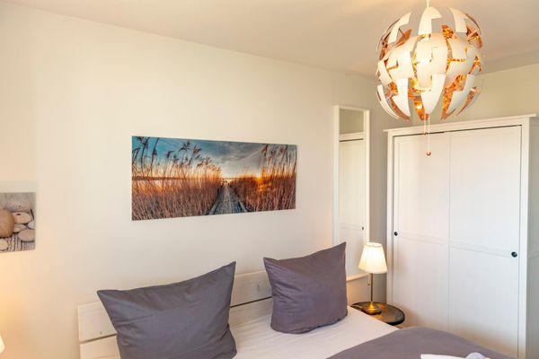 Schleikajüte  - Schlafzimmer