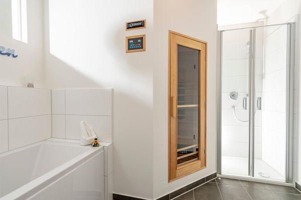 Schleikajüte  - Badezimmer