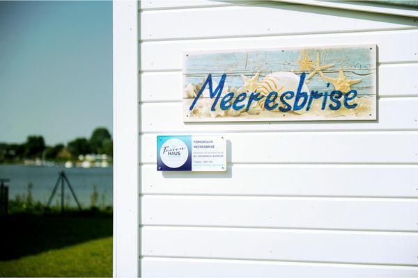 Meeresbrise  - Fassade / Eingang