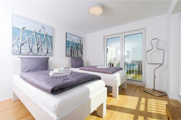 Meeresbrise  - Schlafzimmer