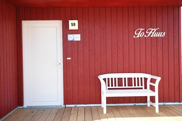 To Huus  - Fassade / Eingang