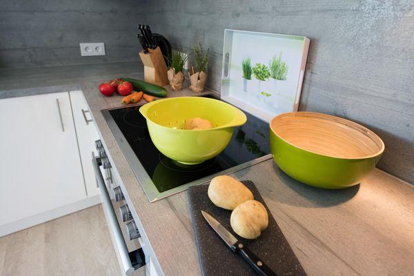 Sternschnuppe  - Küche / Küchenzeile