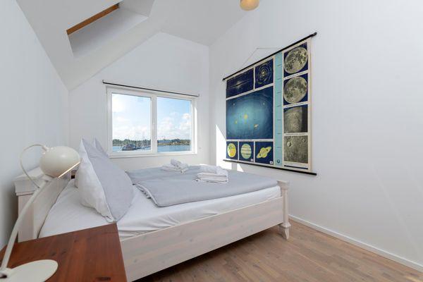 Durchblick  - Schlafzimmer