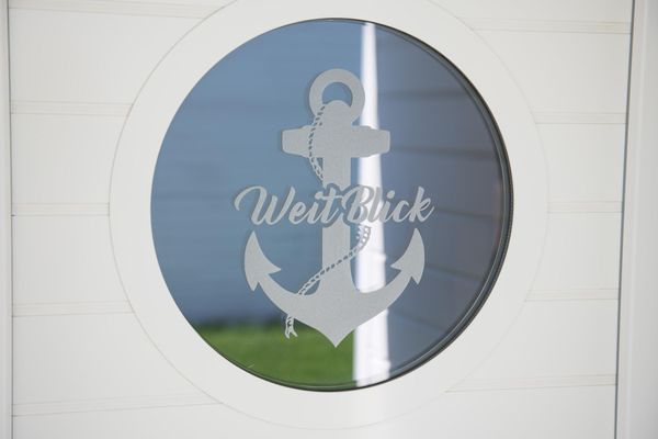 WeitBlick  - Fassade / Eingang