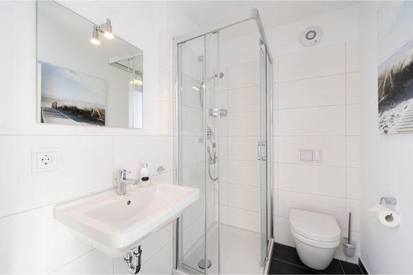 Seeblick  - Badezimmer