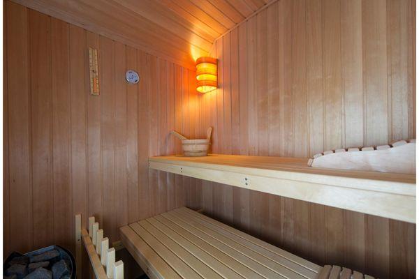 Seeblick  - Sauna