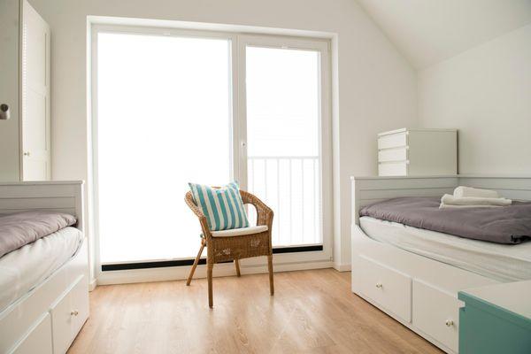Seeblick  - Schlafzimmer