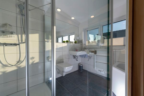 An der Ostsee  - Badezimmer
