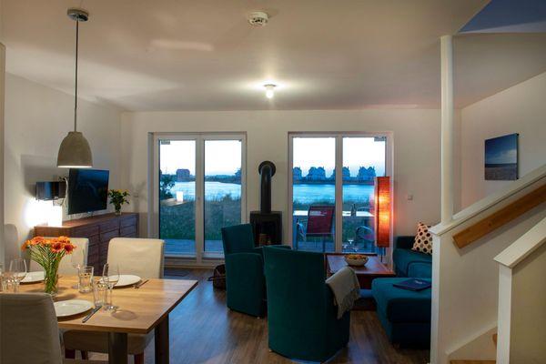 An der Ostsee  - Wohnzimmer