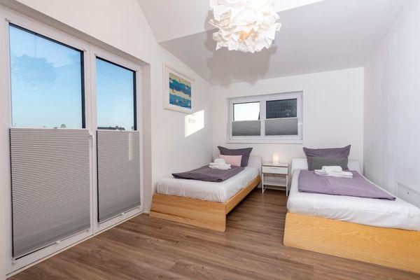 An der Ostsee  - Schlafzimmer