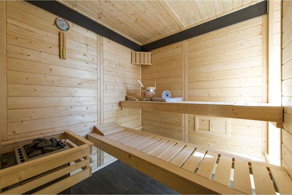 Traumzeit auf der Ostsee  - Sauna