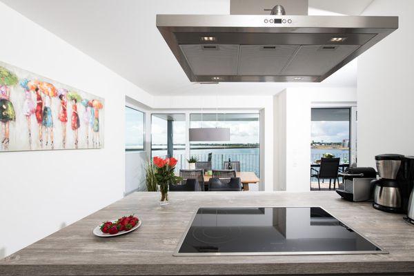 Zwischen den Meeren  - Küche / Küchenzeile