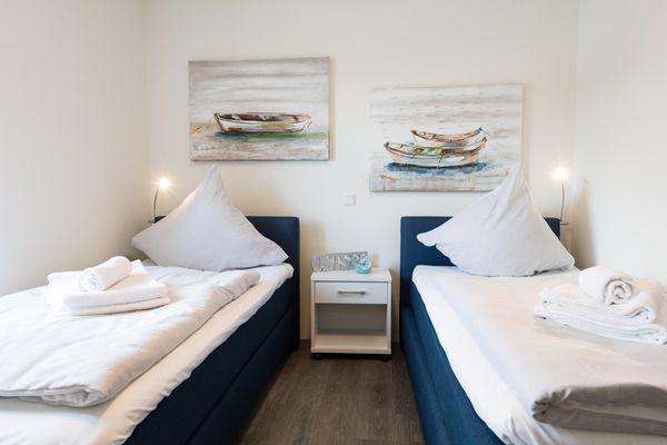 Zwischen den Meeren  - Schlafzimmer